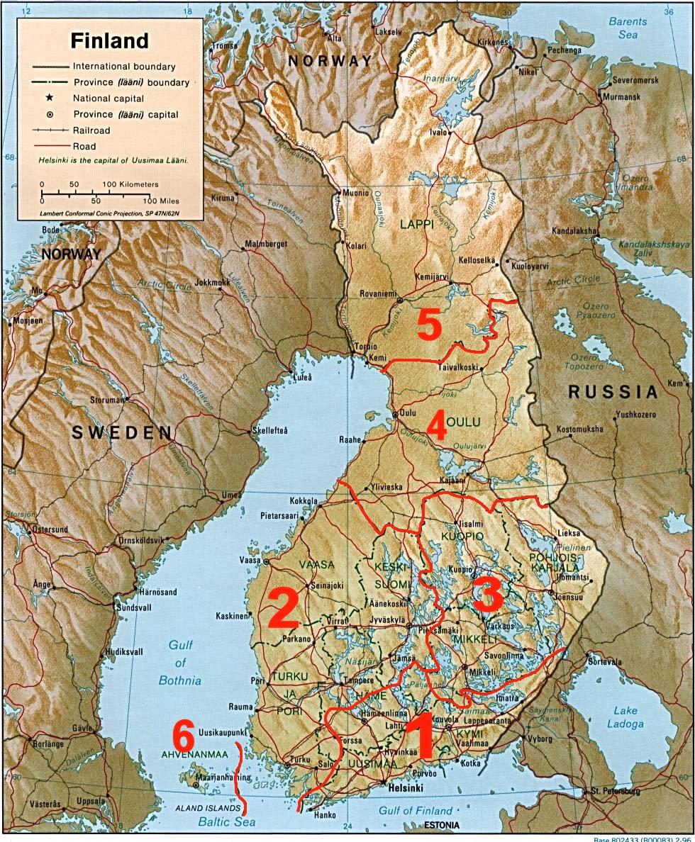 Suomalaiset Sukelluskohteet